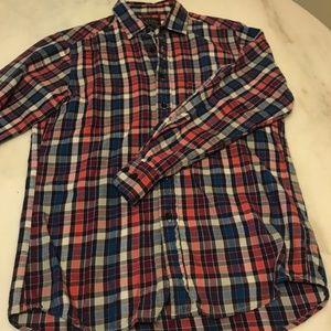 Uniqlo Authentic Shirt Flannel - Size M